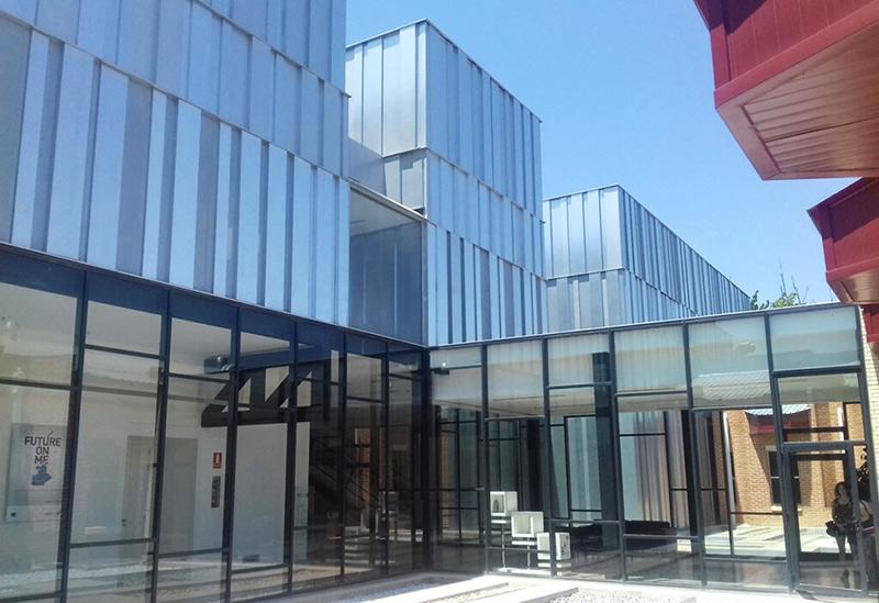 Sede del Instituto Tecnológico de Aragón